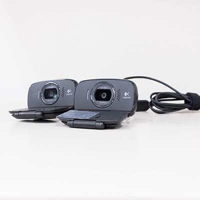 WEBカメラ2台